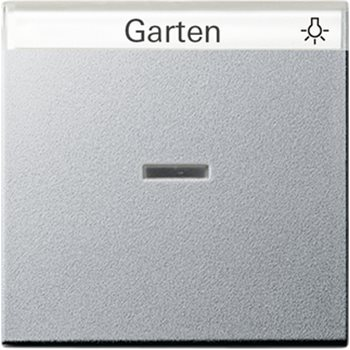 Накладка для выключателей/диммеров/жалюзийных переключателей/таймеров 67026 067026 GIRA