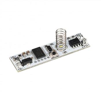 Микродиммер SR-IRIS-SN-DIM для светодиодной ленты 24В 8А 029108 Arlight