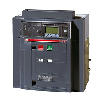 Фото Выключатель автоматический выкатной E3N 2500 PR123/P-LSIG In=2500A 4p W MP 1SDA056143R1 ABB