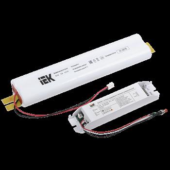 Фото Блок аварийного питания БАП40-1,0 универс. для LED IP20 IEK