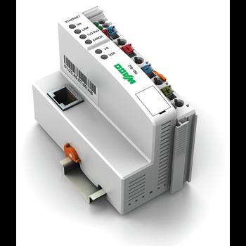 Фото WAGO 51189365 ПЛК - программируемый контроллер пол