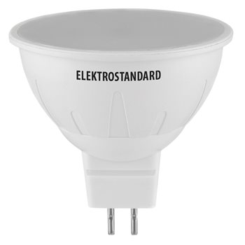 Лампа LED GU5.3 5Вт 833/3300K 380Lm 220В JCDR мат.