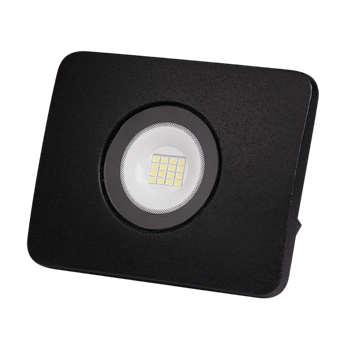 Прожектор светодиодный LED PFL-D2 30w/6500K черный IP65 .5005433 JAZZWAY