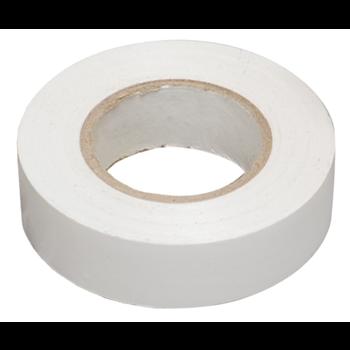 Изолента 0,13х15 мм белая 10 метров