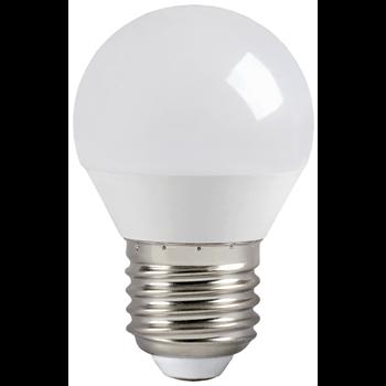 Лампа LED E27 7Вт 740/4000K 630Lm 220В G45 мат. ЭКО
