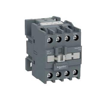 EasyPact TVS TeSys E2 Контактор 1НО 38А 400В AC3 110В 50Гц LC1E3810F5 Schneider Electric