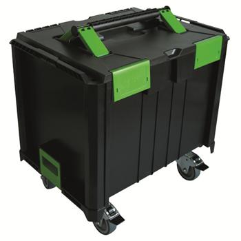 Ящик пластиковый 'SysCon XL' mobile 220651 HAUPA