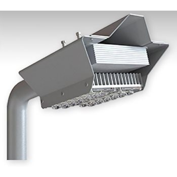 Светильник консольный LED VILLAGE 90Вт 8000лм 5000К IP65 265х255х140 мм V1-S0-70079-40L04-6509050 VARTON