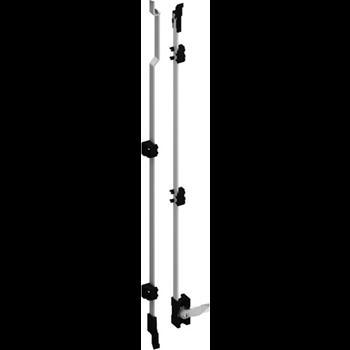 TZ204 замок шпингалетный 600 мм (4 RE) 2CPX010462R9999 ABB