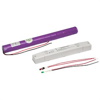 Блок аварийного питания БАП Stabilar BS-200-1 LED a10378 Белый свет