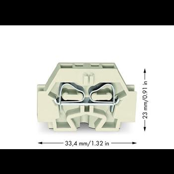 Фото EEX EII Модульная клемма 2 проводная изображение №2