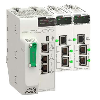 Процессор Modicon M580 уровень 10 – DIO BMEP581020 Schneider Electric