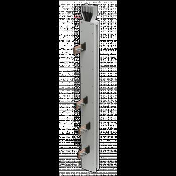 Прямая секция магистральная для бокового подключ. трансформатора MTS Al 1000A Hyperion EKF PROxima