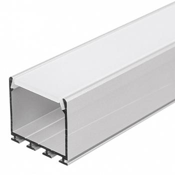 Фото Профиль для LED-ленты KLUS по выбору (аксессуары) квадратный 26мм 2м 016386шт Arlight