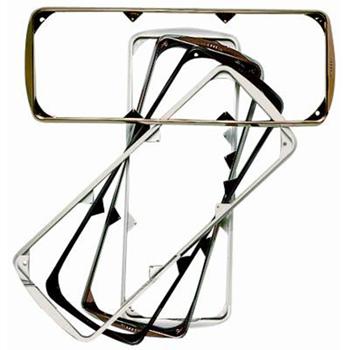 Stylo Обрамление декоративное для 3-постовых рамок, медь