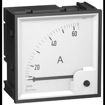 Powerlogic Шкала, 0-50A, для амперметра 16074 16079 Schneider Electric