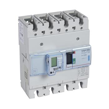 Выключатель DPX3 электр 100A 70kA 4P 420705 Legrand
