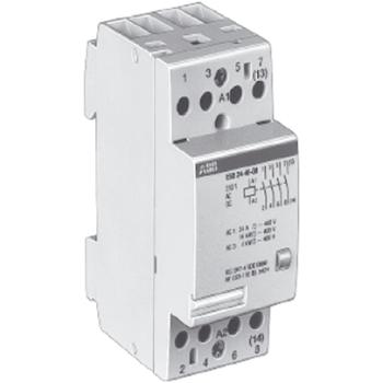 Контактор модульный ESB-24-31 24А 24В АС/DC 3Н.О.+1Н.З.