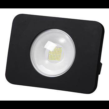 Прожектор светодиодный LED PFL-D2 50w/6500K черный IP65 .5005457 JAZZWAY