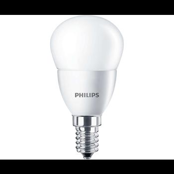 Фото Лампа LED E14 6,5Вт 4000К 800Lm 220В шар Essential 929001886907 Philips (Signify)