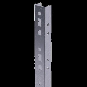 Фото DKC Профиль прямолинейный, L1625, толщ.2,5 мм, на 13 рожков BPT2913 ДКС