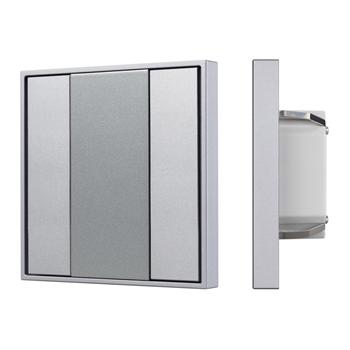 Панель Intelligent KNX-223-2-GREY серый