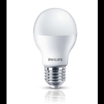 Лампа LED E27 12Вт 3000K 1150lm 220В A60 мат.