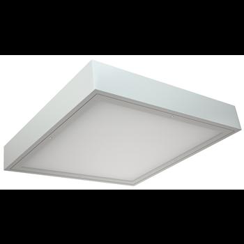 Фото Светильник встраиваемый светодиодный LED CLEAN 35Вт 5000K 595мм опал 1499000470 Световые Технологии