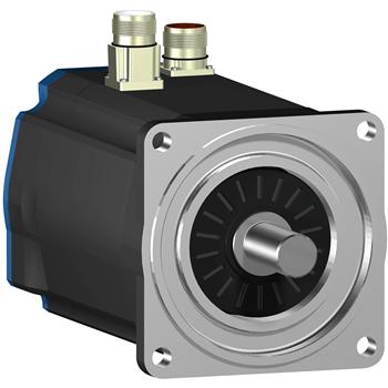 Фото SE Двигатель BSH фланец 140мм, номинальный момент 11,4Нм IP65, вал, без шпонки (BSH1401T21F1A)