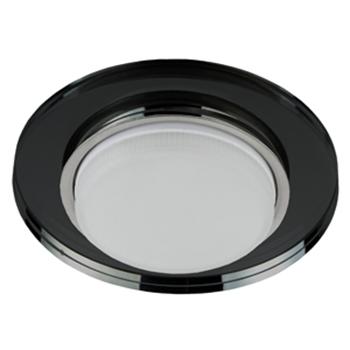 Светильник точечный DK80 BK 13Вт GX53 D125 черный Эра S3 Б0019577