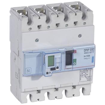 Выключатель автоматический в литом корпусе 420677 Legrand 420677