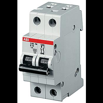 Выключатель автоматический 1п+N S201P D0,5NA