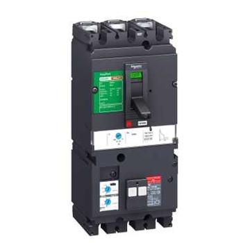 Выключатель автоматический Easypact CVS 400N 50кА 3p TM400d vigi m LV540346