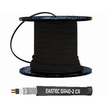 Саморегулирующийся нагревательный кабель GR-40-2CR (кровли, водостоки)