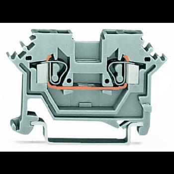 2-х проводная клемма с бок.маркировк