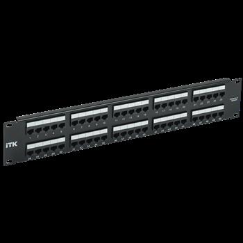 ITK 2U телефонная патч-панель кат. 3 50 портов 110 IDC