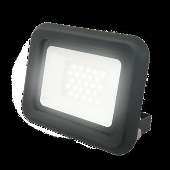 Фото Прожектор LED PFL-C 30Вт 6500K 2400Lm IP65 темно-серый .5001466B JAZZWAY изображение №2