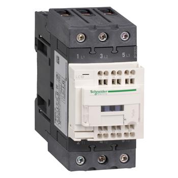 SE Contactors D Контактор 3P Everlink AC3 440В 65A пружинный зажим, катушка управления 24В DC