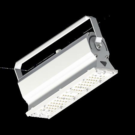 Фото Светильник LED Kengo 50/6000 ШБ 50Вт 5000K 6000lm IP65 на лиру Diora