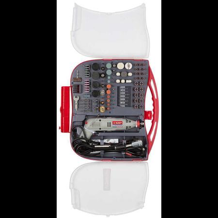 Фото Гравер ЗУБР электрический с набором мини-насадок в кейсе, 219 предметов