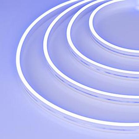 Фото Гибкий неон GALAXY-1206-5000CFS-2835-100 12V Blue (12x6mm, 12W, IP67) Arlight