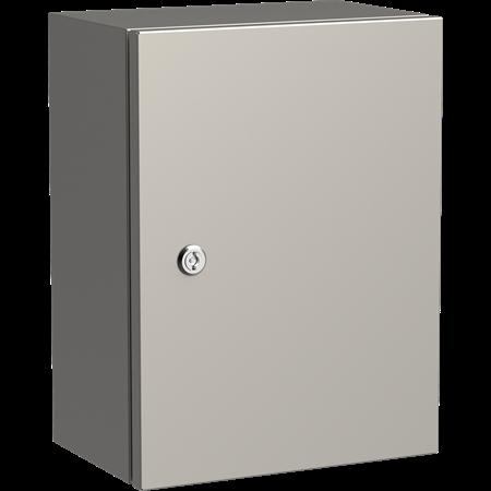 Фото Корпус навесной TITAN 5 ЩМП-40.30.20 IP66 металл IEK