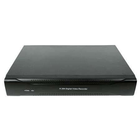 Фото Видеорегистратор сетевой 16-ти канальный IP NVR ; 4 х 5.0Мп, 8 х 2.0Мп, 16 х 1,3Мп, HDD 2X6Tb