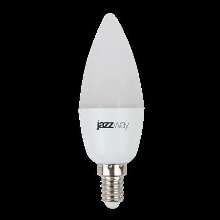 Фото Лампа светодиодная E14 9Вт 5000K 820Lm 220град. свеча PLED Power