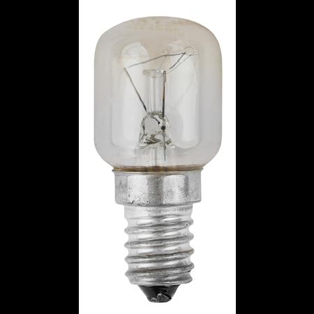 Фото Лампа Т25 РН 230-15 Т25 Е14 для холодильников Favor