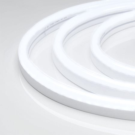 Фото Гибкий неон ARL-CF2835-U15M20-24V White (26x15mm) Arlight