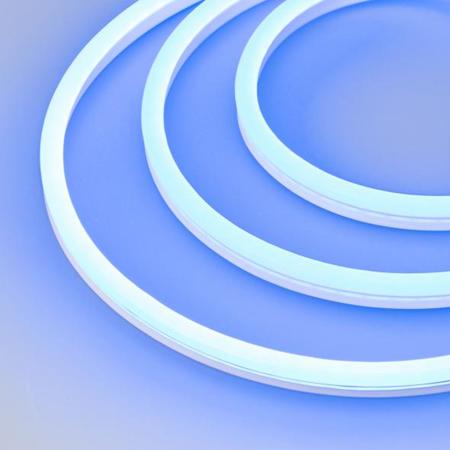 Фото Гибкий неон GALAXY-1608-5000CFS-2835-100 12V Blue (16x8mm, 12W, IP67) Arlight