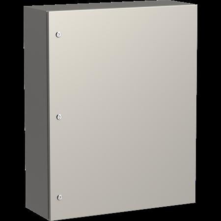 Фото Корпус навесной TITAN 5 ЩМП-100.80.30 IP66 металл IEK