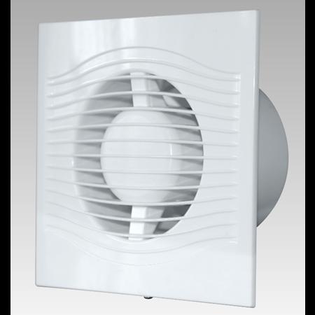 Фото Вентилятор вытяжной для ванн и кухонь 100мм (90м3/ч)