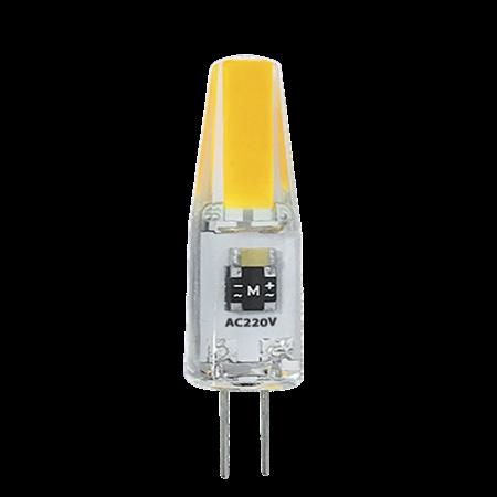Фото Лампа светодиодная G4 3Вт 3000K 240Lm 360град. PLED Power